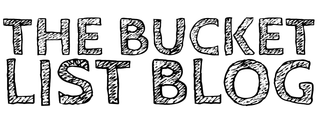 The Bucket List Blog